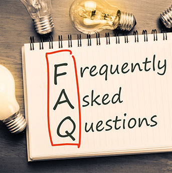 Cover picture of FAQ page